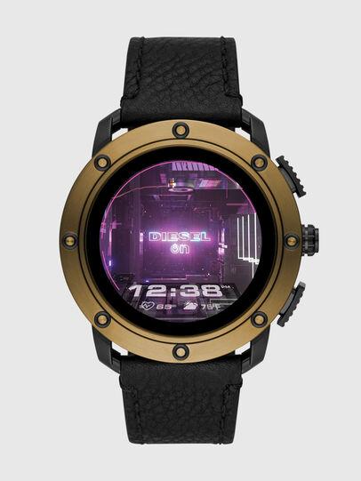 Diesel - DT2016, Black/Bronze - Smartwatches - Image 1
