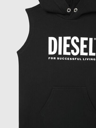 Diesel - DILSET SM, Black - Dresses - Image 3