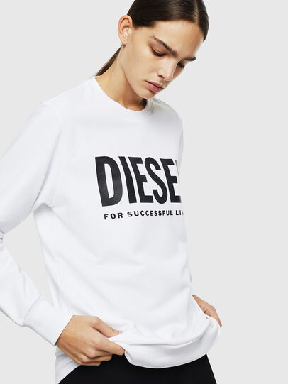 Diesel - S-GIR-DIVISION-LOGO,  - Sweaters - Image 2