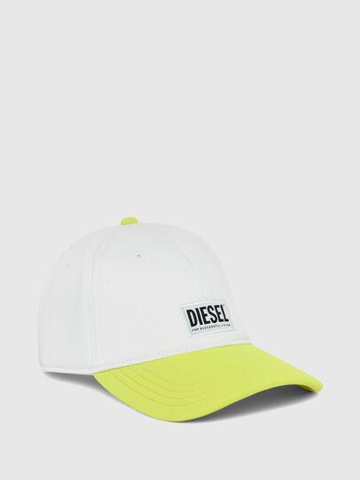 Diesel - DURBO, White/Yellow - Caps - Image 1