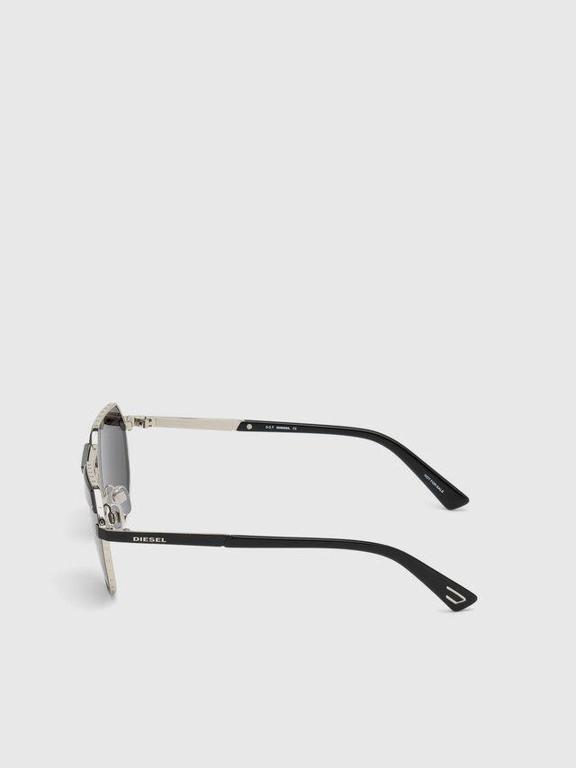 Diesel DL0260, Black - Eyewear - Image 3