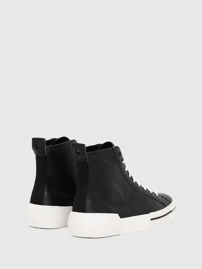 Diesel - S-DESE MID CUT, Black - Sneakers - Image 3