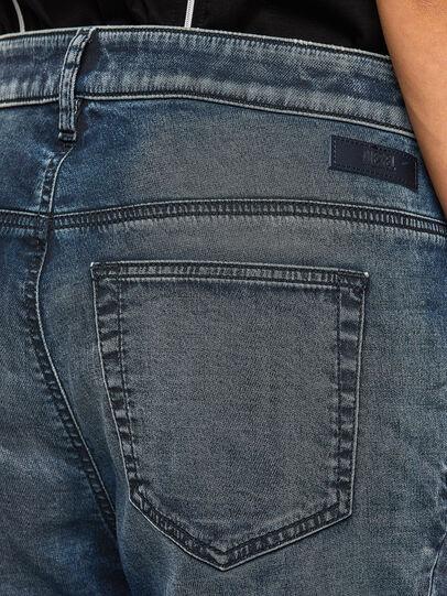 Diesel - FAYZA JoggJeans® 069PD, Dark Blue - Jeans - Image 4