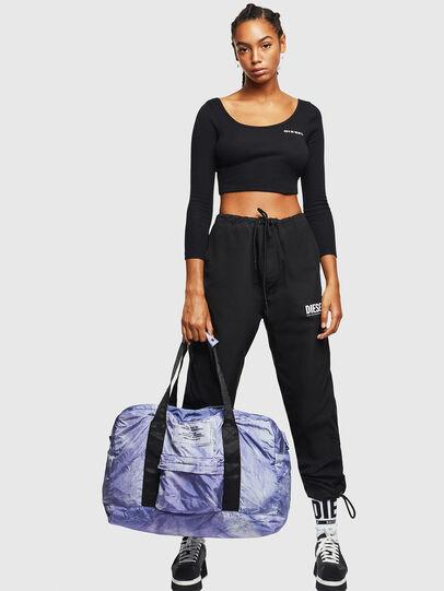 Diesel - DUPAK, Lilac - Travel Bags - Image 7