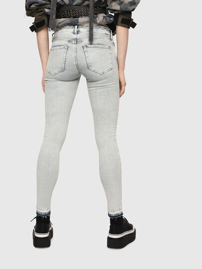 Diesel - Slandy 086AF, Light Blue - Jeans - Image 2