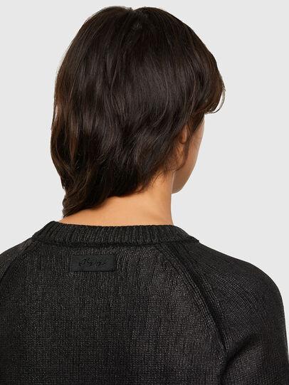 Diesel - M-NADYA, Black - Knitwear - Image 4