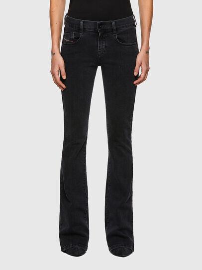 Diesel - D-Ebbey 0870G, Black/Dark grey - Jeans - Image 1