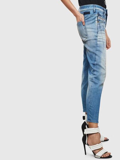 Diesel - Fayza JoggJeans 0099Q, Medium blue - Jeans - Image 5