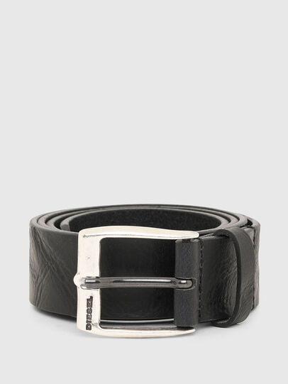 Diesel - B-WHYZ, Black - Belts - Image 1