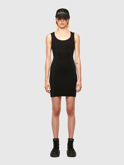 Diesel - D-REKI, Black - Dresses - Image 1
