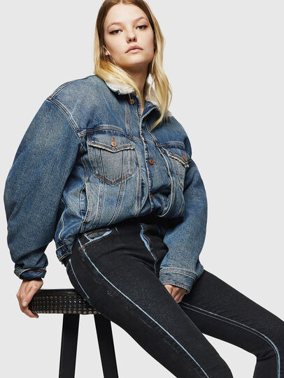 Diesel - Slandy High 0094B,  - Jeans - Image 4