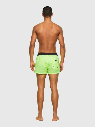 Diesel - BMBX-SANDY 2.017, Green Fluo - Swim shorts - Image 2