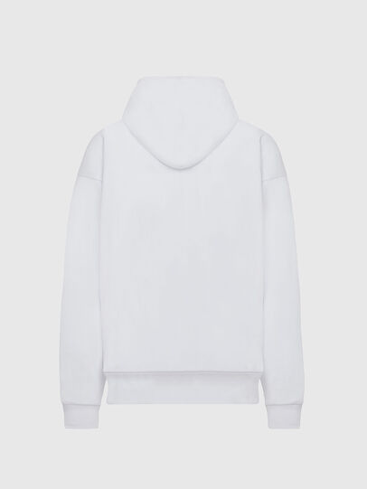 Diesel - S-ALBY-X5, White - Sweaters - Image 2