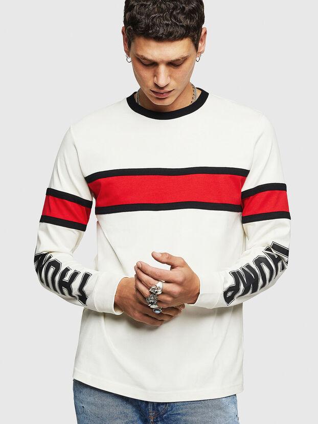 T-BERG, White - T-Shirts