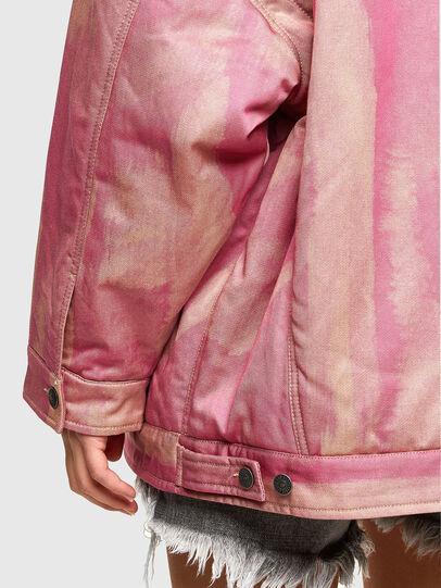 Diesel - G-SOJO, Pink - Jackets - Image 3