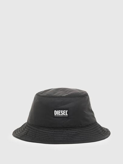 Diesel - C-SWAMP, Black - Caps - Image 1
