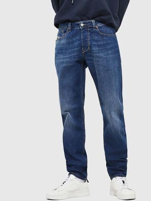 Larkee-Beex 082AZ, Dark Blue - Jeans