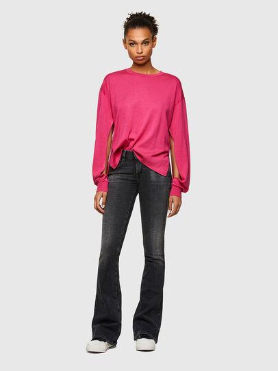 Diesel - M-JADE, Hot pink - Knitwear - Image 5
