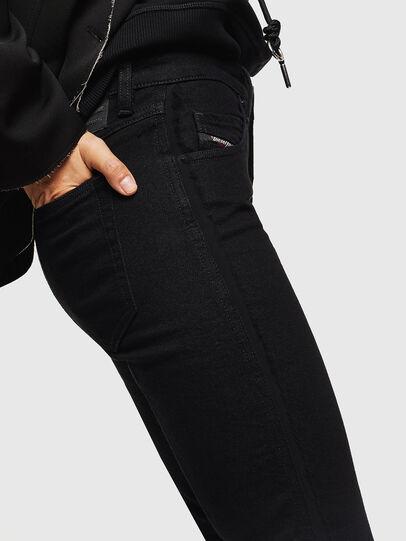 Diesel - Babhila 0NAZH, Black/Dark grey - Jeans - Image 3
