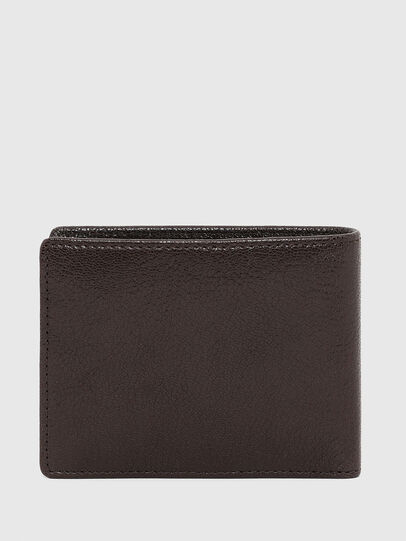 Diesel - HIRESH XS, Brown - Small Wallets - Image 2