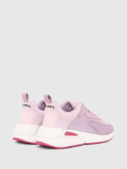 Diesel - S-SERENDIPITY LOW CU, Lilac - Sneakers - Image 3