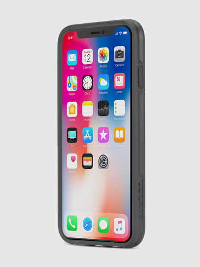 Diesel - STICKER IPHONE X CASE,  - Cases - Image 5