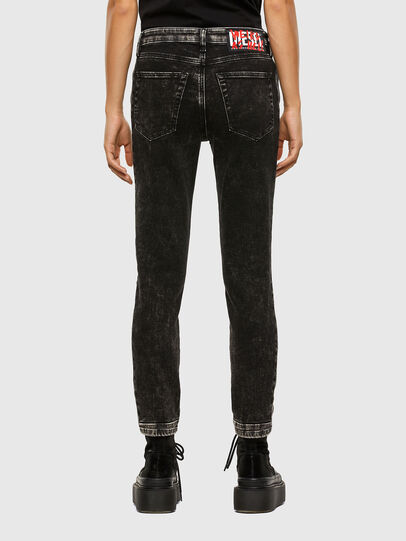 Diesel - Babhila 009FH, Black/Dark grey - Jeans - Image 2