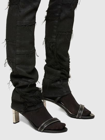 Diesel - TYPE-1006, Black/Dark grey - Jeans - Image 6