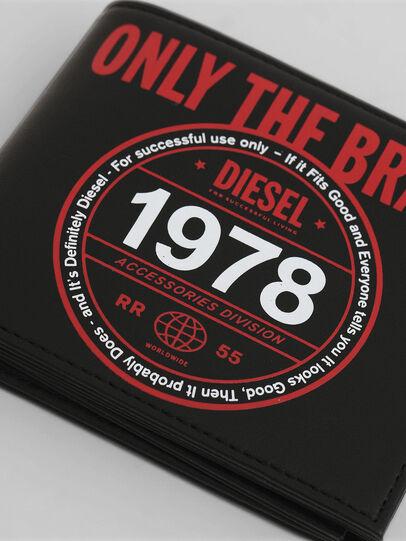 Diesel - HIRESH S MC, Black/Red - Small Wallets - Image 4