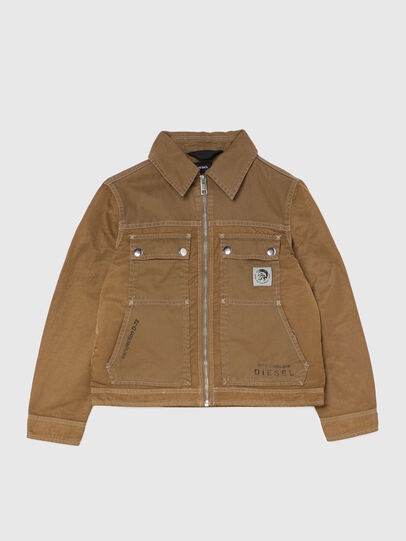 Diesel - JBERKLEY, Brown - Jackets - Image 1