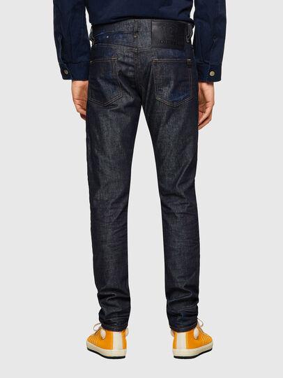 Diesel - D-Strukt 09A20, Dark Blue - Jeans - Image 2