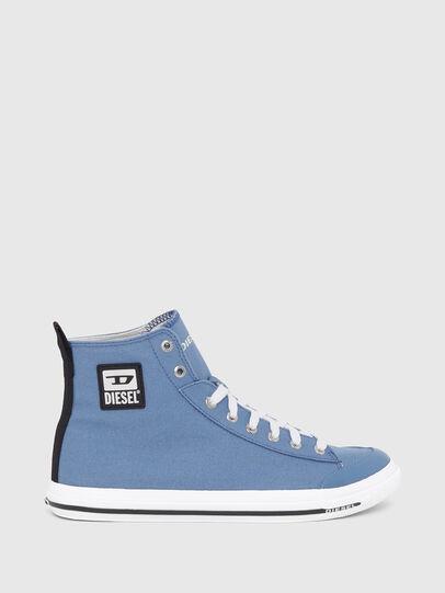 Diesel - S-ASTICO MID CUT, Light Blue - Sneakers - Image 1