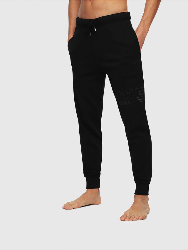 Diesel UMLB-PETER, Black - Pants - Image 1