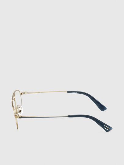 Diesel - DL5359, Gold - Eyeglasses - Image 3