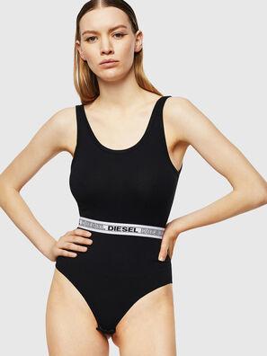 UFTK-OLIVIA, Black - Bodysuits