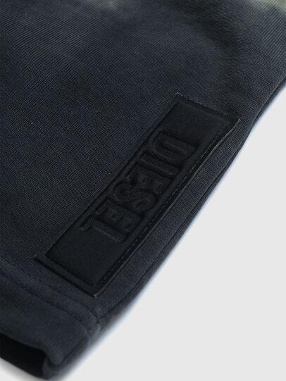 Diesel - PTOXDEEP, Black/Yellow - Shorts - Image 3