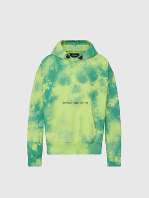 S-ALBYEL-X4, Green Fluo - Sweaters