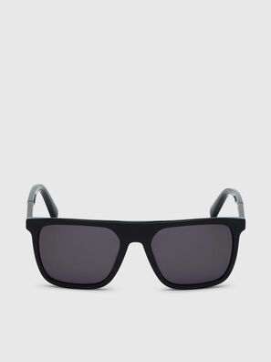 DL0299, Black/Grey - Sunglasses