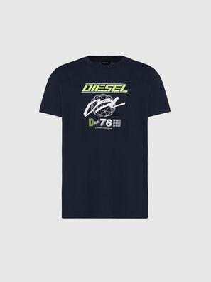 T-DIEGOS-K34, Dark Blue - T-Shirts