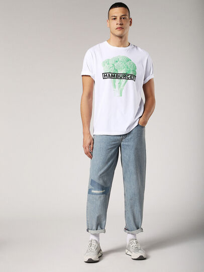 Diesel - T-JUST-SO,  - T-Shirts - Image 4