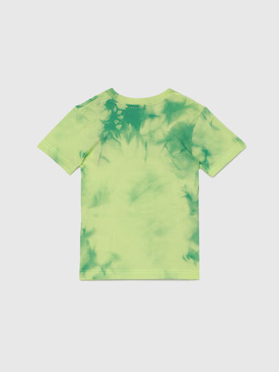 Diesel - TIMMYB-R, Green - T-shirts and Tops - Image 2