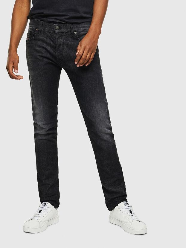 D-Luster 0095K, Black/Dark grey - Jeans