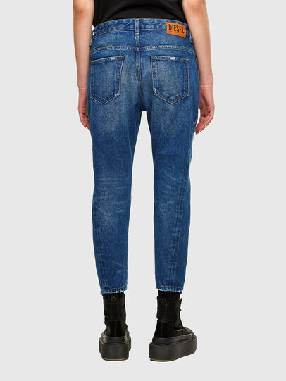 Diesel - Fayza 0079R, Medium blue - Jeans - Image 2