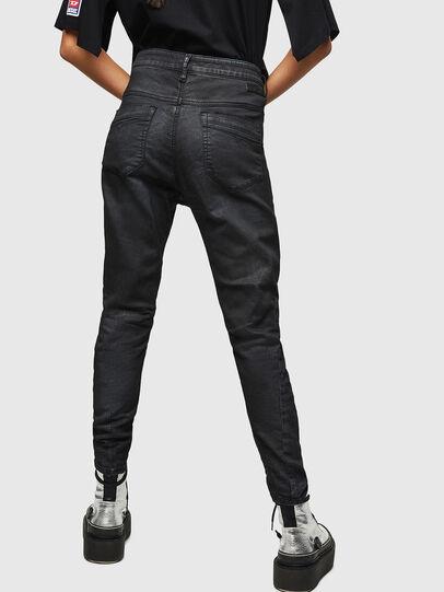 Diesel - Fayza JoggJeans 069GP, Black/Dark grey - Jeans - Image 2