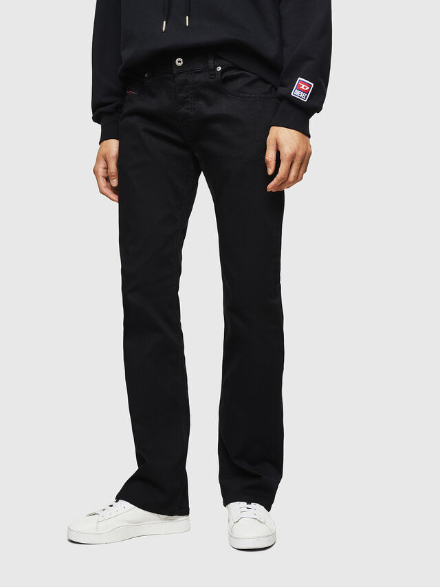 Diesel Zatiny 0688H, Black/Dark grey - Jeans - Image 1