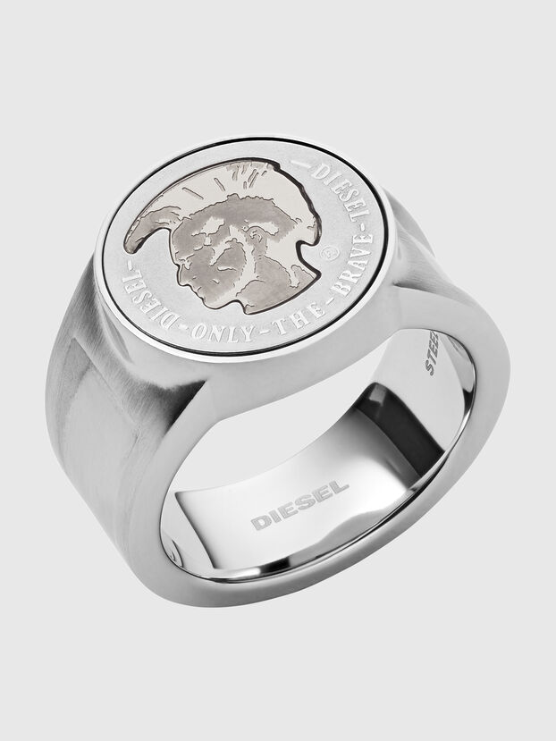 DX1202, Silver - Rings