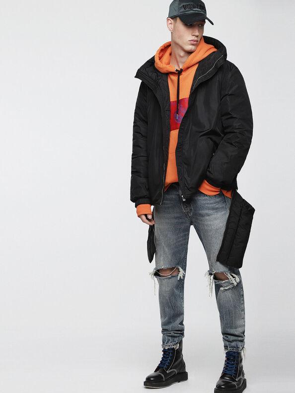W-SUN-REV, Black - Winter Jackets