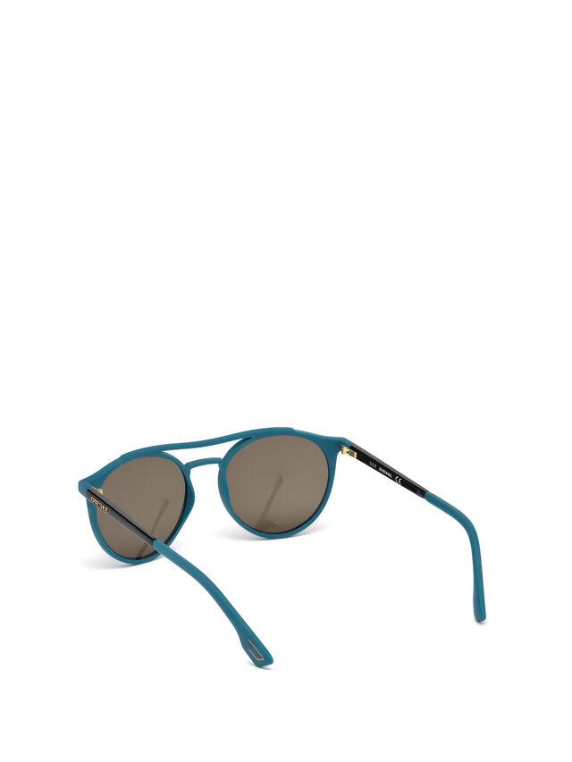 Diesel - DM0195, Blue - Eyewear - Image 2