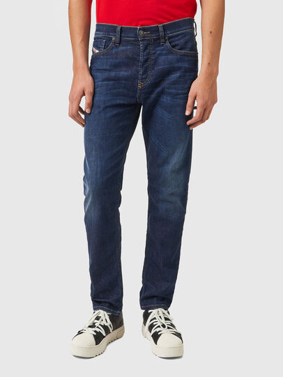 Diesel - D-Fining 009ZU, Dark Blue - Jeans - Image 1