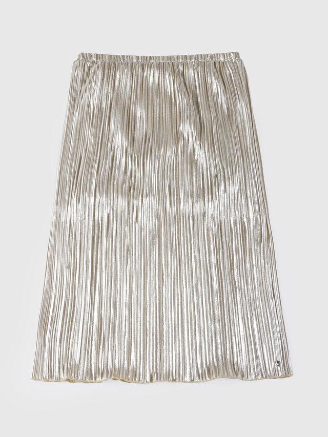 KIDS GLOBI, Gold - Skirts - Image 2